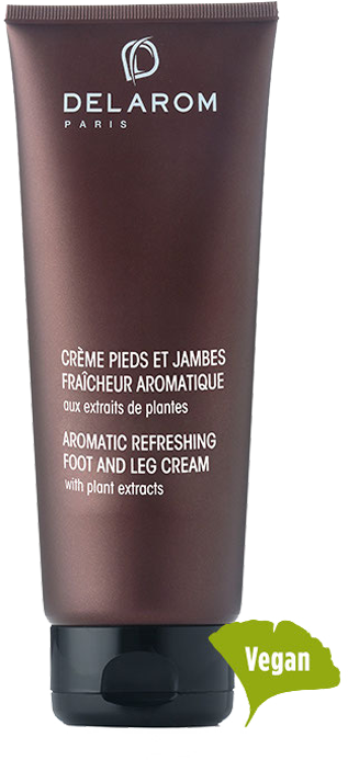 Crème pieds et jambes fraîcheur aromatique